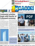 The Beacon - September 6, 2012