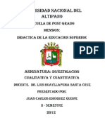 Pedagogia Sistemica II