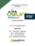 DOURO BIKE RACE 2012  RACE BOOK EN