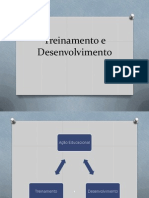4 GP - Treinamento e Desenvolvimento
