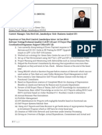 Resume Abhinav Kumar