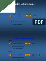 Voltage Drop Presentatn