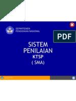 Sistem Penilaian KTSP