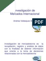Investiga Cinde Mercado s Internacional
