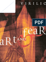 Virilio - Art and Fear
