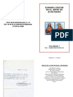 Vol 7 EVANGELIZACION EN EL AMOR DE DIOS PADRE --Mensajes a JV