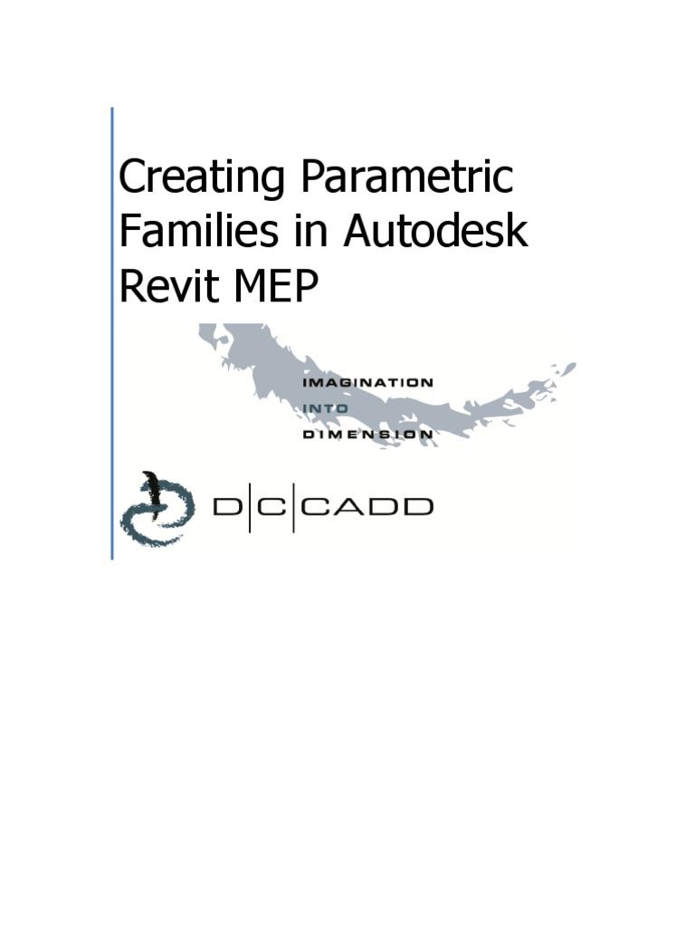 48420813 Tutorial Creating Parametric Families In Revit Mep 2017 Autodesk Plane Geometry