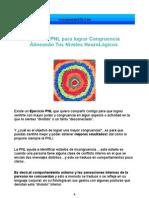 Ejercicio de PNL de Niveles Neurologicos