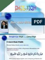 Ushul Fiqh
