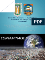 Contaminación Ambiental Tijuana