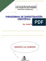 Paradigmas en Investigacion Metodologia de Investigacion