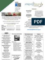 12.09.09 Roundshaw Newsheet