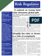 Global Risk Regulator September 2012