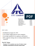 24808431 Business Strategy for ITC Ltd