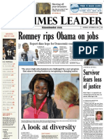 Times Leader 09-08-2012