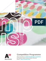 Campus2015 Competition Programme