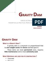 Gravity Dam- Y910026