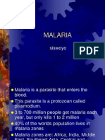 Malaria Sis