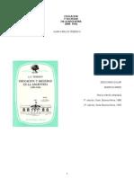 Educacion y Sociedad en La Argentina DeTedesco