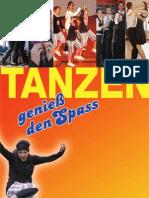 TenDance Programm 2009Jan