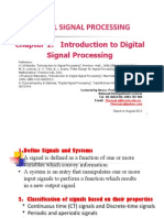 Ch1-IntroductionDSP