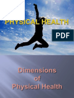 PharCare1 Report Physical Health