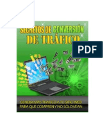 Secretos de Conversion de Trafic o