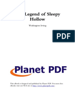 The Legend of Sleepy Hollow T