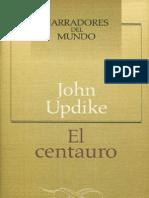 Updike, John - El Centauro