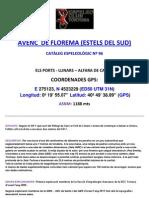 AVENC DE FLOREMA (ESTELS DEL SUD)