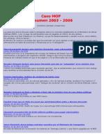 Chile Caso MOP Resumen 2003 2006 Instituto Libertad y Desarrollo