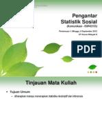 Modul 1 - Konsep Dasar Statistika