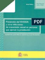 Prevencion Vih y Otras Infecciones