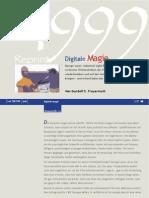Digitale Magie - Die Erfindung des Computerkinos