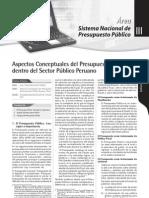 Presupuesto Publico.- Octubre 2011