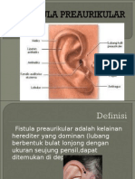 Fistula Preaurikular (2)
