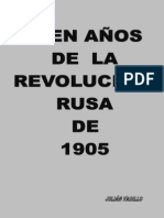 Cien años de la revolución rusa de 1905