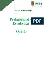 Guia Aprendizaje Probabilidad y Estadistica 2011