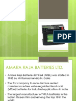 Launch of Amaron Automotive Batteries (1)