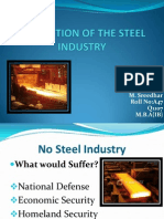 steel protection case of USA