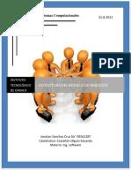 Estructura Del Modelo de Negocios+Ejemplo(Jonatan Sanchez Cruz)