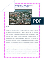 Independencia de Cuenca