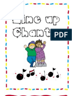 54667805 Line Up Chants