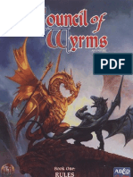 AD&D 2nd Edition - Council of Wyrms - Book 1