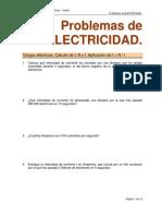 50 Problemas de Electricidad