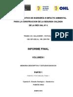 Informe Geologico Geotecnico Del Puente Chao