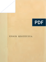 Enoch Restitutus