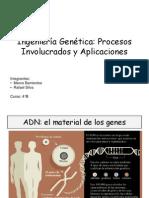 Ingenería Genética (Célula)