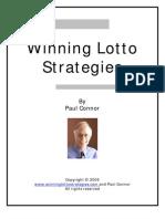 Lotto Master Formula Pdf