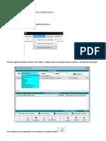 Controle de estoque - Efetuar Requisiçoes v4.0